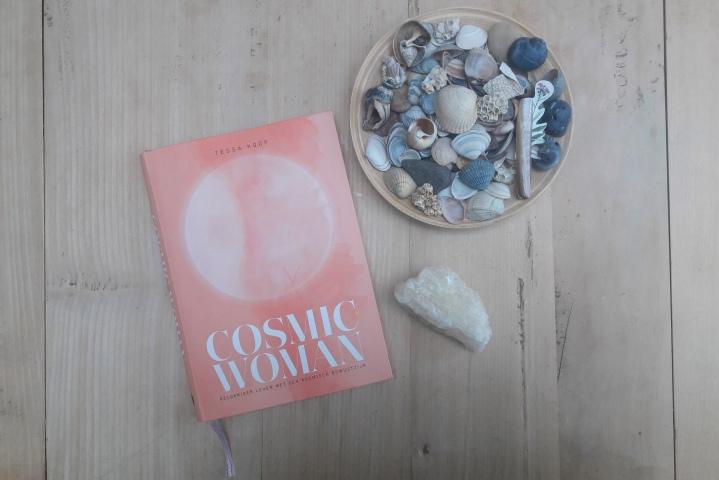 Boekinspiratie Cosmic Woman